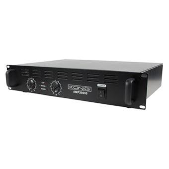 Konig PA-AMP20000-KN amplificador de áudio
