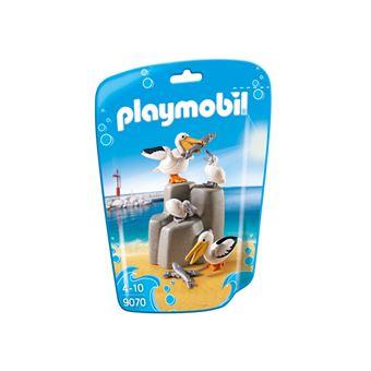 brinquedo de banho Playmobil FamilyFun 9070  de esguicho Multi cor  9070