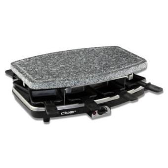 Raclette Cloer 6430   - Preto, Cinzento