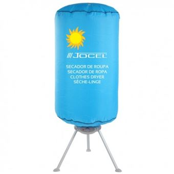 Secador de Roupa Jocel JSR002211 - Azul Turquesa