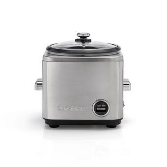 Máquina de Cozer Arroz Cuisinart CRC-800  - Inox