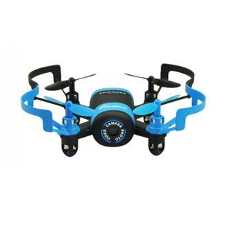Amewi Mini FPV UFO Explorer 4rotores 170mAh Azul drone com câmara