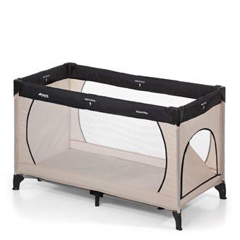Hauck Dream'n Play Plus cama de viagem de bebé Bege, Preto