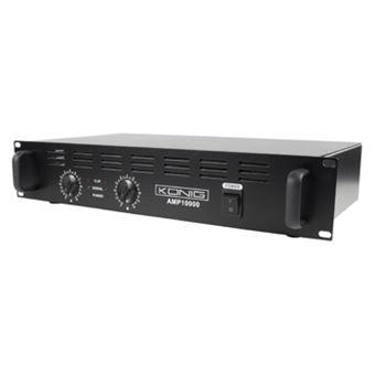 Konig PA-AMP10000-KN amplificador de áudio
