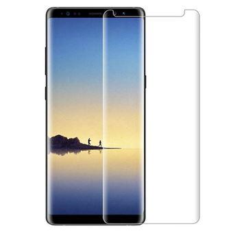 Película Ecrã Cobertura Total Vidro Temperado dmobile para Samsung Galaxy Note 8 Full Cover 3D Transparente