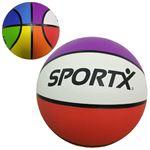 SportX 0724401 bola de basquetebol Multi cor