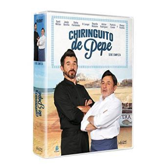 Chiringuito De Pepe. Serie Completa (10 DVD)