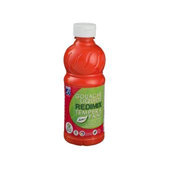 Guache LEFRANC&BOURGEOIS ED Color 188004 | Líquido | 500 ml - Vermelho