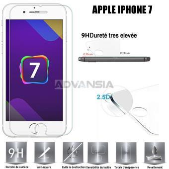 Proteção de Vidro Temperado para Apple IPhone 7