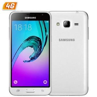 Smartphone Samsung Galaxy J3 Duos (2016) 1,5GB 8 GB Branco