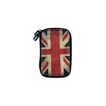 Bolsa E-Vitta HDD para Disco Duro e Powerbank - Bandeira de Inglaterra