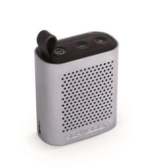 Coluna Bluetooth Schneider Groove Micro Prateado