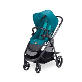 Carrinho de bebé GB 616220005   tradicional 1 lugar(es) Preto, Azul