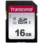 cartão de memória Transcend 16GB, UHS-I, SD  Class 10