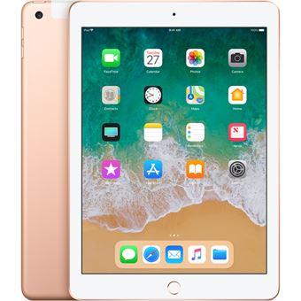 Apple iPad 128GB 4G Dourado