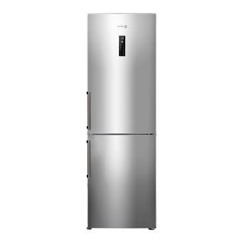 frigor fico combinado fagor ffk6735bx 326l 185 cm a inox