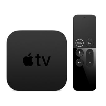 Apple TV 4K 4K Ultra HD 32GB Wi-Fi Ethernet LAN Preto caixa Smart TV