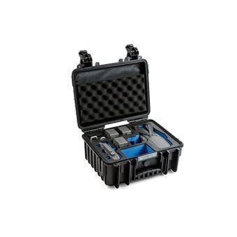B&W 3000/B/MAVIC2V2 caixa de câmara drone Pasta Amarelo Polipropileno (PP)
