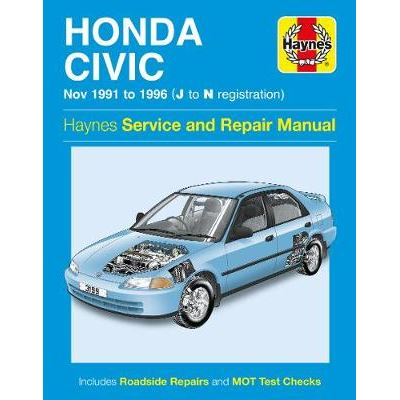 Honda Civic Service And Repair Manual   Cartonado   Mike Stubblefield    Compre Livros Na Fnac.pt