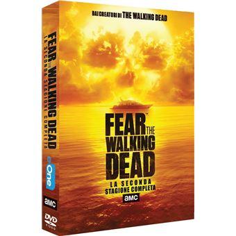 AMC Fear The Walking Dead DVD 2D Italiano