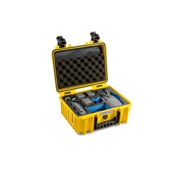 B&W 3000/Y/MAVIC2V2 caixa de câmara drone Pasta Amarelo Polipropileno (PP)