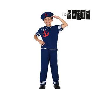 Disfarce para Crianças Th3 Party Marinheiro 3-4 anos