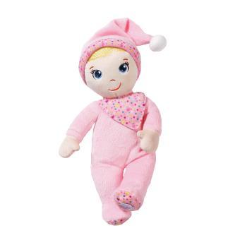 Peluche BABY born First Love Cutie Bege e Rosa