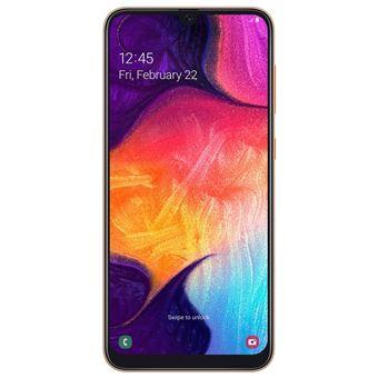 Smartphone Samsung SM-A505F Galaxy 4GB 128GB Coral