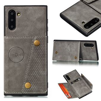 Capa Magunivers PU + TPU Cinza para Samsung Galaxy Note 10/Note 10 5G