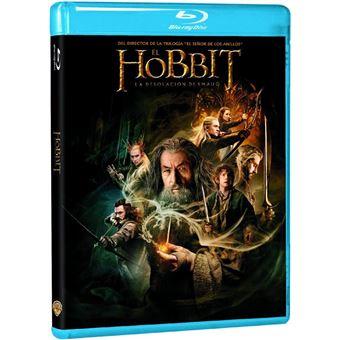 El Hobbit: La Desolación De Smaug (Blu-Ray)