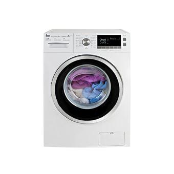 Máquina de Lavar Roupa Teka TKD 1490 Isolado Carregamento frontal 9kg 1400RPM A+++ Branco