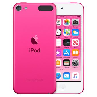 Apple iPod touch 256GB Leitor MP4 Rosa