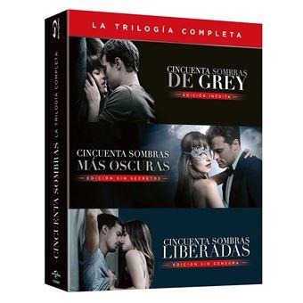 Fifty Shades of Grey 1 - 3 / Cincuenta Sombras De Grey