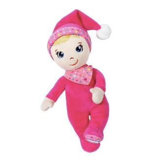 Peluche BABY born First Love Mini Cutie Bege e Rosa