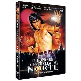 El Puño de la Estrella del Norte Versión Uncut  1995 / Fist of the North Star (DVD)