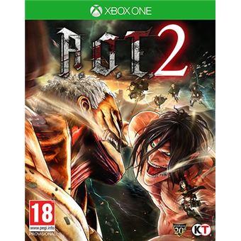 Attack on Titan 2 Xbox One