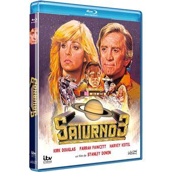 Saturn 3 (1979) / Saturno 3 (Blu-ray)