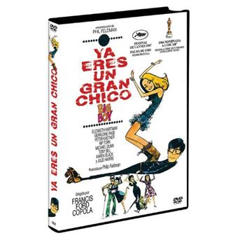 Ya eres un gran chico / You're a big boy now (DVD)