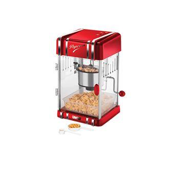 Unold POPCORN MAKER Retro 300W Vermelho máquina de fazer pipocas