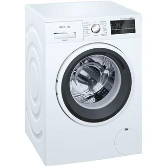 Máquina de Lavar Roupa Carga Frontal Siemens WM14T469ES 8Kg A+++ Branco