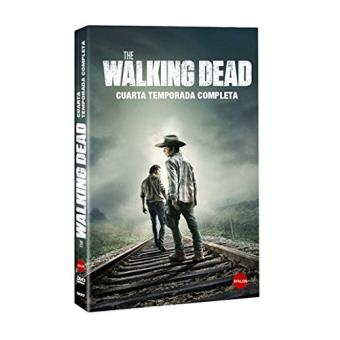 The Walking Dead - Temp 4. Edición (DVD) 4 Discos -