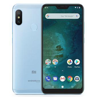 Smartphone Xiaomi Mi A2 Lite Mi 3GB 32GB Azul