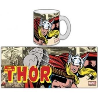 Caneca Marvel Thor Retro