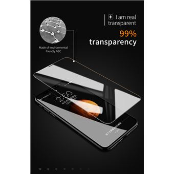 Película Ecrã De Vidro Temperado Mcdodo iPhone X / Xs Transparente