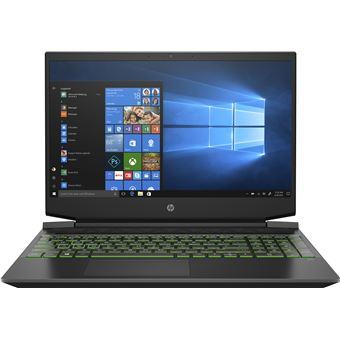 "Portátil HP 15-ec0002nf 3550H 1128GB 15.6"" Preto"