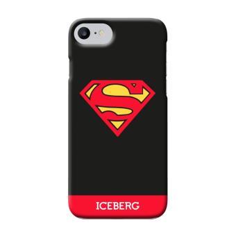 Capa de Telemóvel Iceberg DC Comics Soft Case Superman para iPhone 8/7/6s/6 Logo