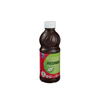 Guache LEFRANC&BOURGEOIS ED Color 188016   Líquido   500 ml - Castanho