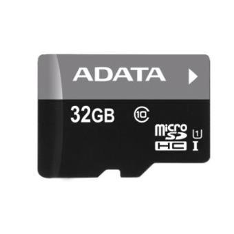 ADATA - 32GB microSDHC Classe 10 UHS-I + microReader Ver.3