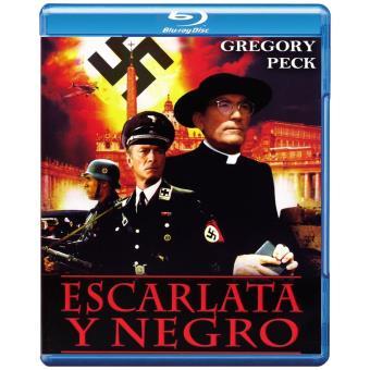 Escarlata y Negro / The Scarlett and The Black (Blu Ray)