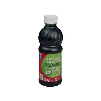 Guache LEFRANC&BOURGEOIS ED Color 188017 | Líquido | 500 ml - Preto